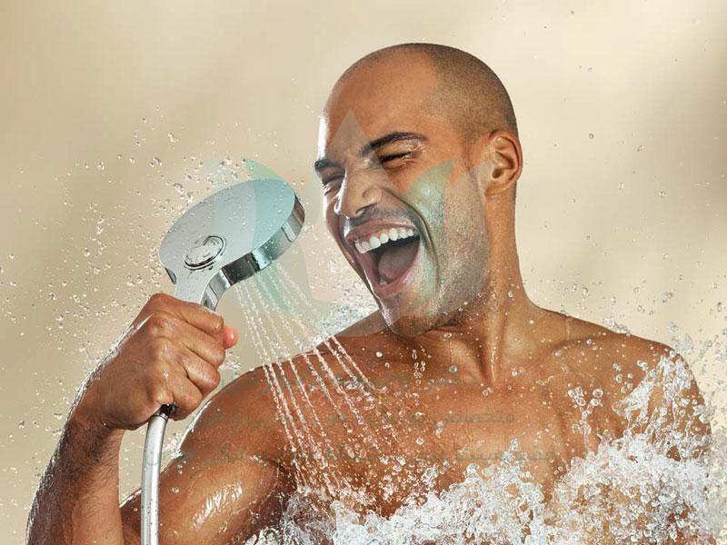 استحمام و انواع آن - اصول مراقبت از پوست
