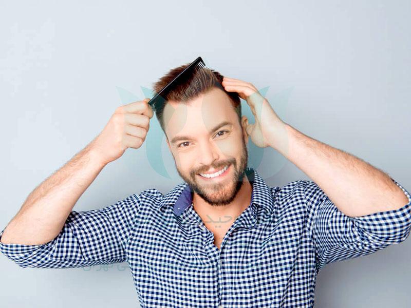 مو ، انواع مو و مراقبت از آن